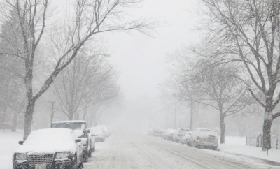 The Weather in Chicago