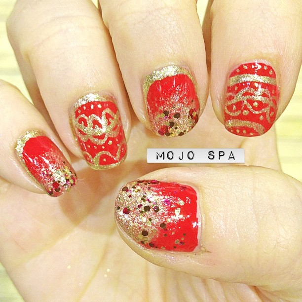Weekend Ready Chicago Nail Art Mojo Spa Chicagoings Chicago