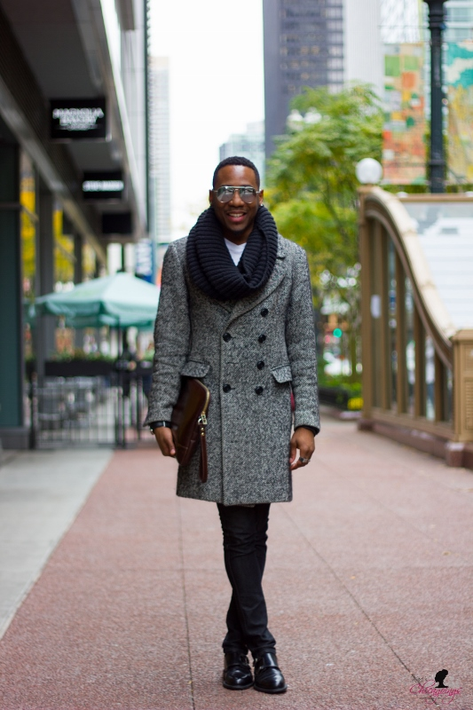 Chicago Fall Street Style