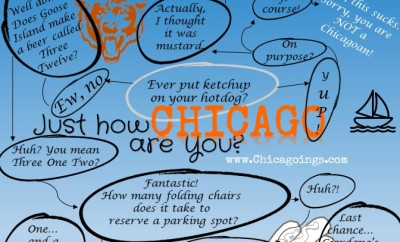 How Chicago are you