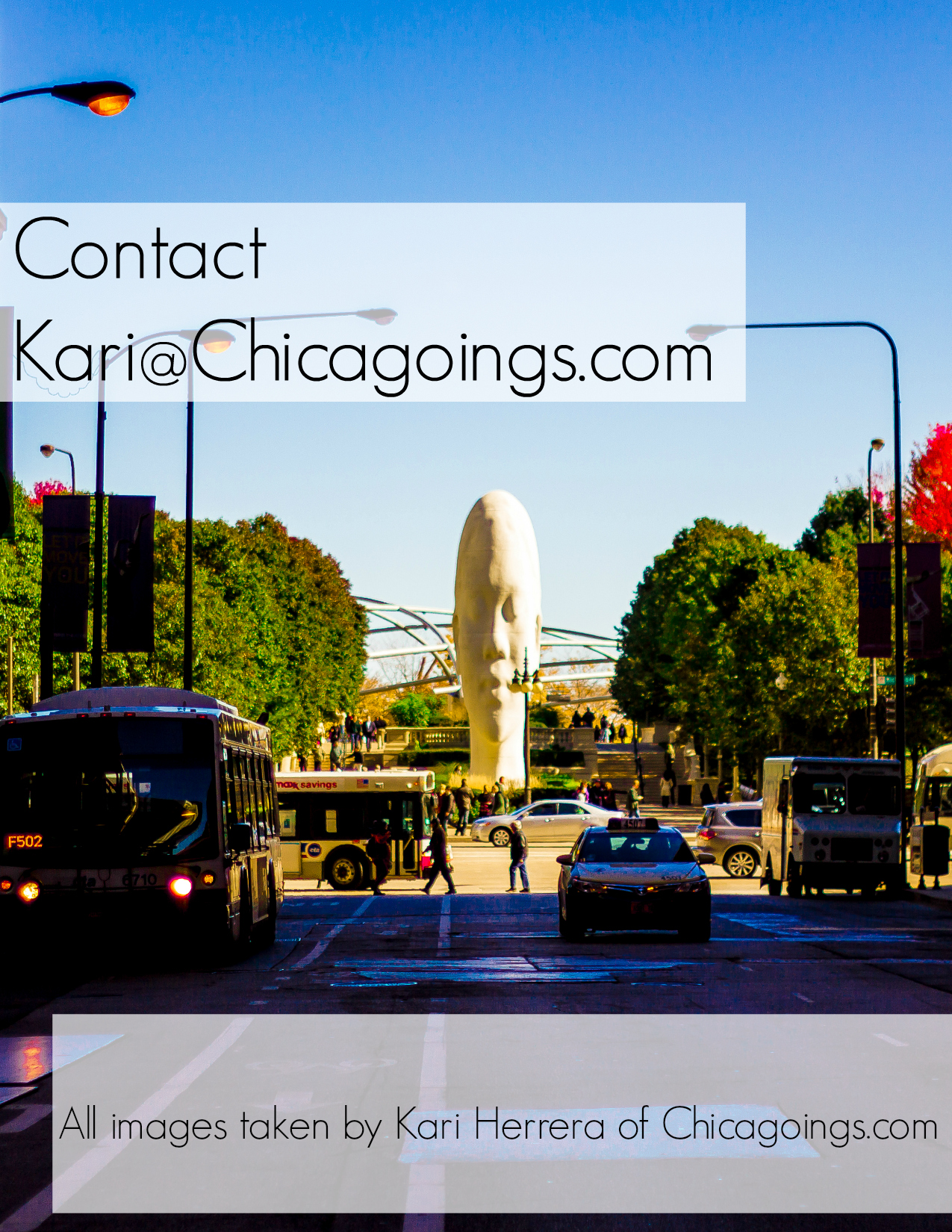 Chicagoings Contact Info