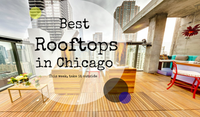 Best Rooftop Bars in Chicago
