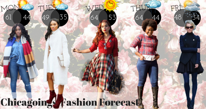 What to Wear this Week in Chicago