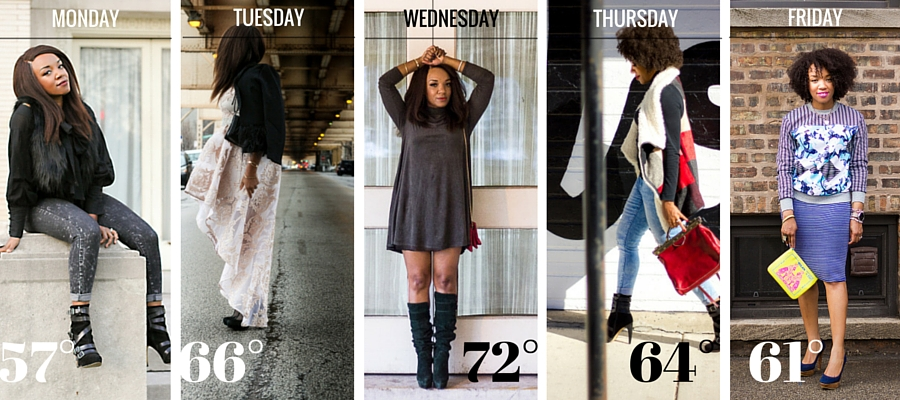 What to Wear in Chicago